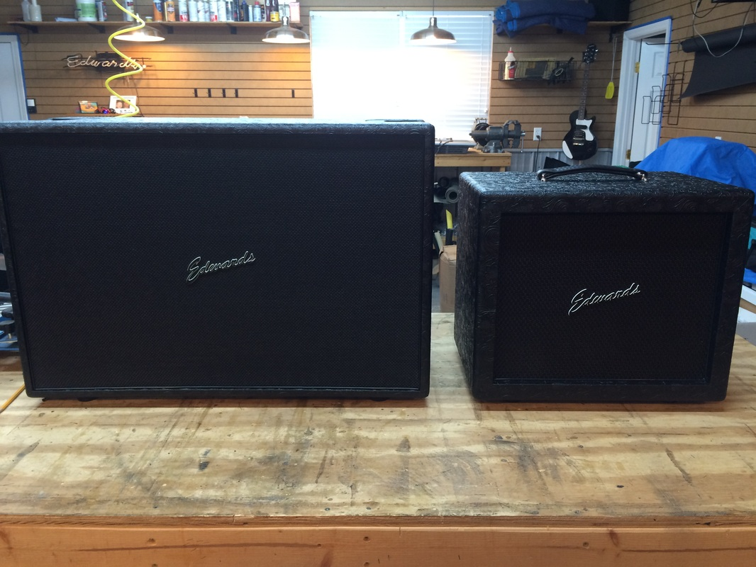 1x12 Cabinets Guitar Wiring On A 4 X 12 Speaker Cabinet Edwards Custom 2x12 And Shown In Black Western Tolex
